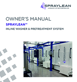 SprayLean™ Owners Manual Thumbnail Image