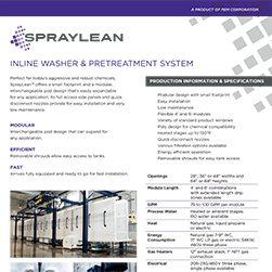 SprayLean™ Product Literature Thumbnail Image